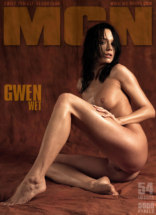 Gwen - `Wet` - for MC-NUDES