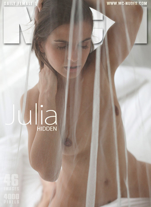Julia - `Hidden` - for MC-NUDES