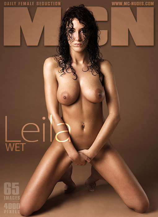 Leila - `Wet` - for MC-NUDES