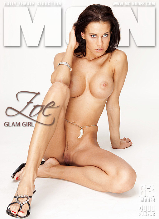 Zoe - `Glam Girl` - for MC-NUDES