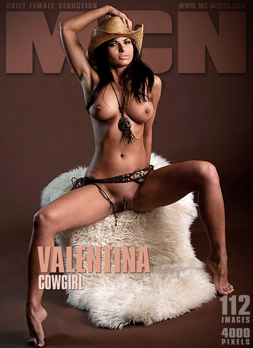 Valentina - `Cowgirl` - for MC-NUDES