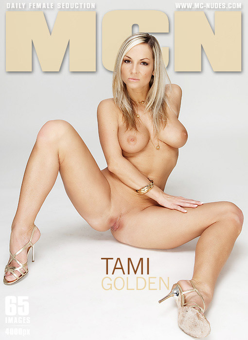 Tami - `Golden` - for MC-NUDES