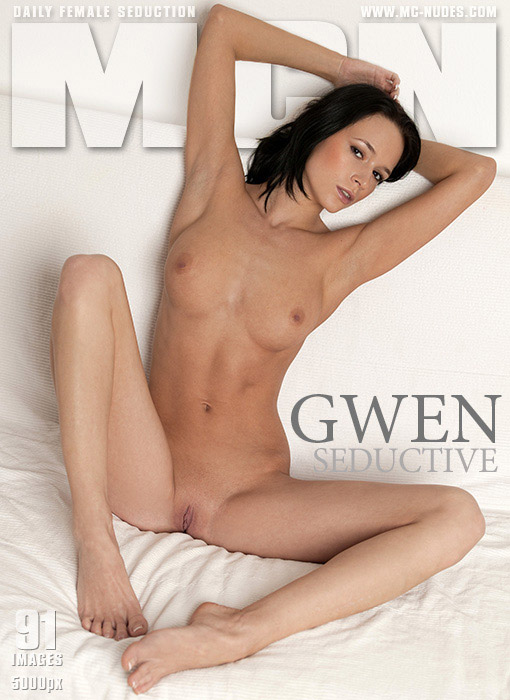 Gwen - `Seductive` - for MC-NUDES