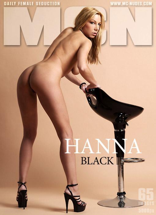 Hanna - `Black` - for MC-NUDES