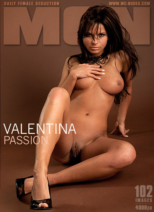 Valentina - `Passion` - for MC-NUDES