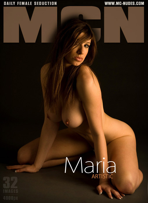 Maria - `Artistic` - for MC-NUDES