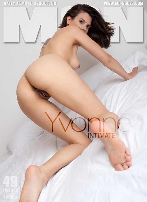 Yvonne - `Intimate` - for MC-NUDES