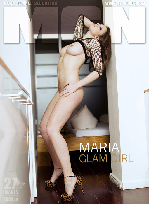 Maria - `Glam Girl` - for MC-NUDES
