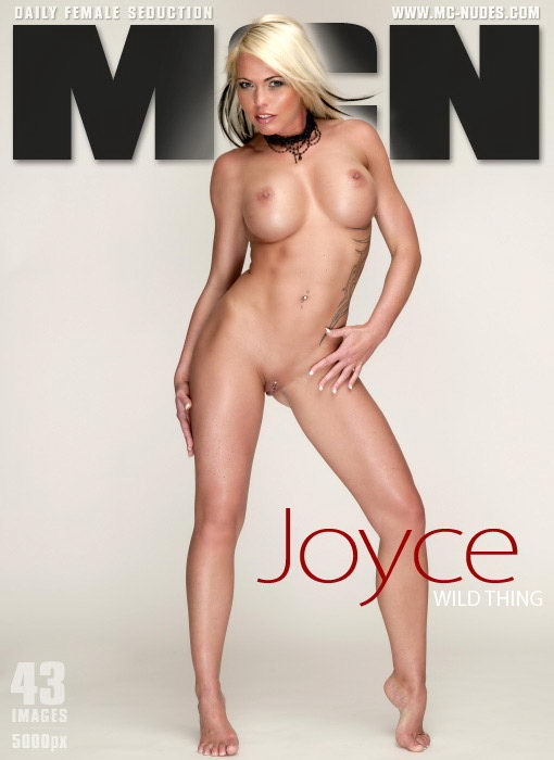 Joyce - `Wild Thing` - for MC-NUDES