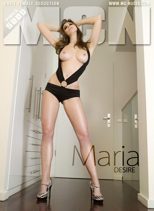 Maria - `Desire` - for MC-NUDES