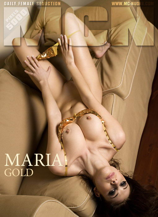 Maria - `Gold` - for MC-NUDES