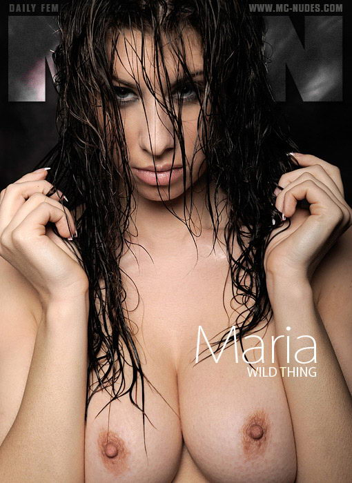Maria - `Wild Thing` - for MC-NUDES