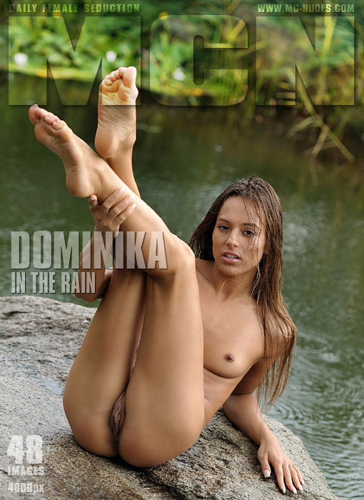 Dominika - `In The Rain` - for MC-NUDES