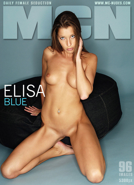Elisa - `Blue` - for MC-NUDES