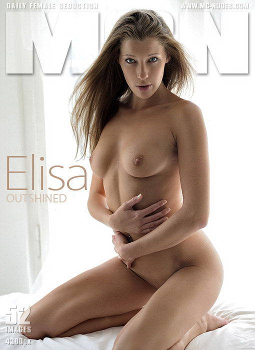 Elisa - `Outshined` - for MC-NUDES