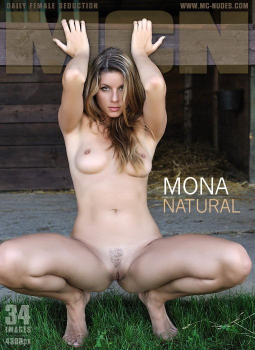 Mona - `Natural` - for MC-NUDES