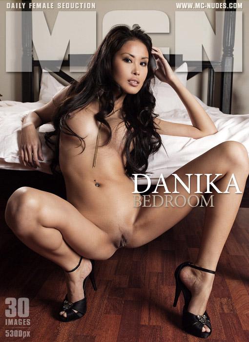 Danika in Bedroom gallery from MC-NUDES