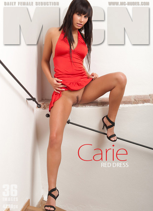 Carie - `Red Dress` - for MC-NUDES