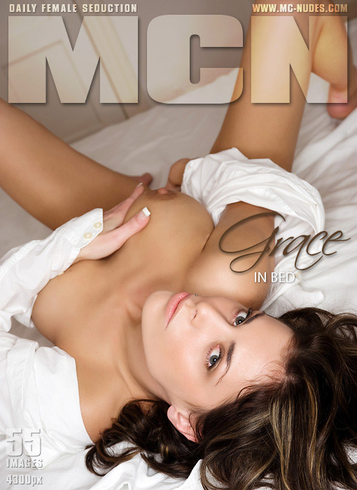 Grace - `In Bed` - for MC-NUDES