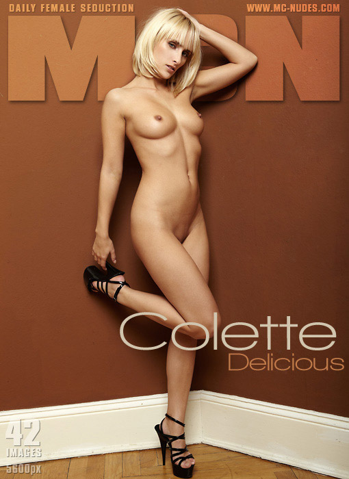 Colette - `Delicious` - for MC-NUDES