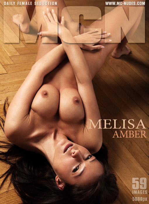 Melisa - `Amber` - for MC-NUDES