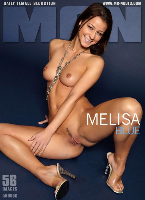 Melisa - `Blue` - for MC-NUDES