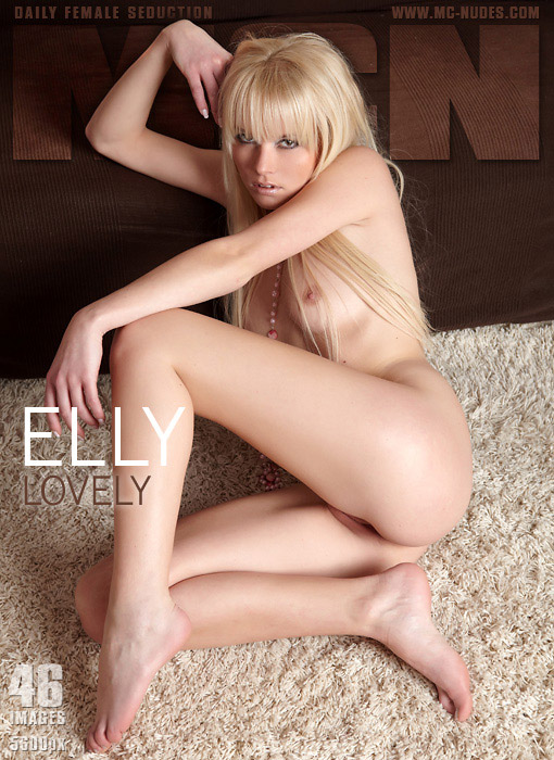 Elly - `Lovely` - for MC-NUDES