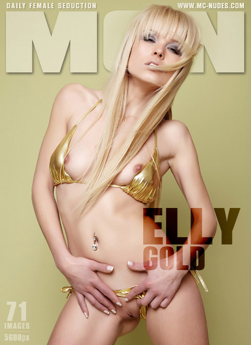 Elly - `Gold` - for MC-NUDES