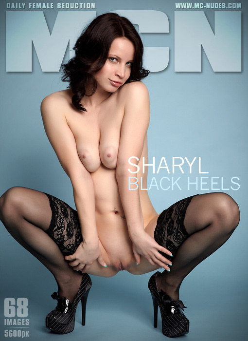 Sharyl - `Black Heels` - for MC-NUDES