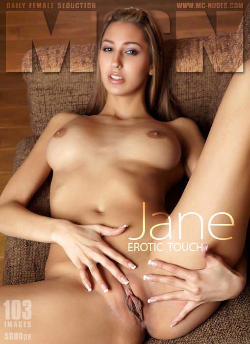 Jane - `Erotic Touch` - for MC-NUDES