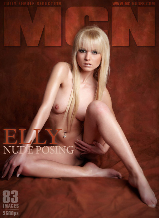 Elly - `Nude Posing` - for MC-NUDES