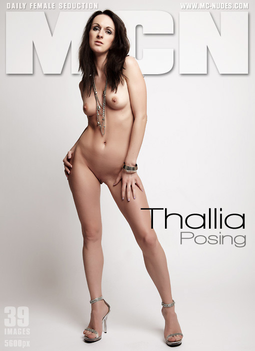 Thallia - `Posing` - for MC-NUDES