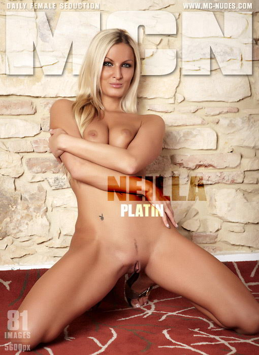 Neilla - `Platin` - for MC-NUDES