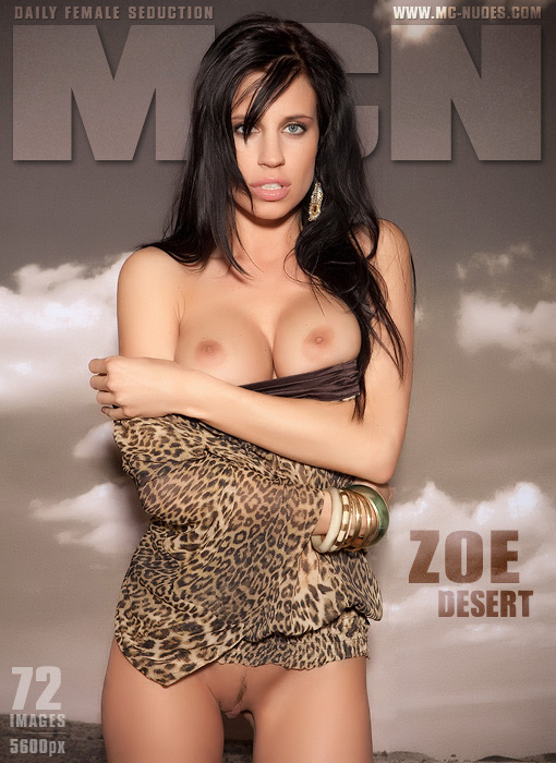 Zoe - `Desert` - for MC-NUDES