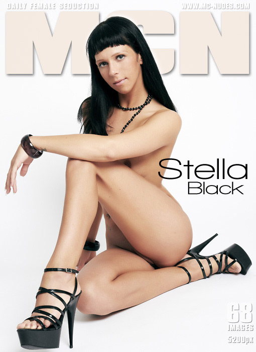 Stella - `Black` - for MC-NUDES