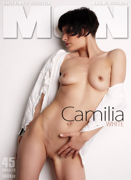 Camilia - `White` - for MC-NUDES