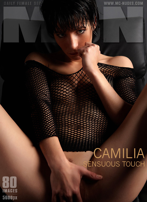 Camilia - `Sensuous Touch` - for MC-NUDES
