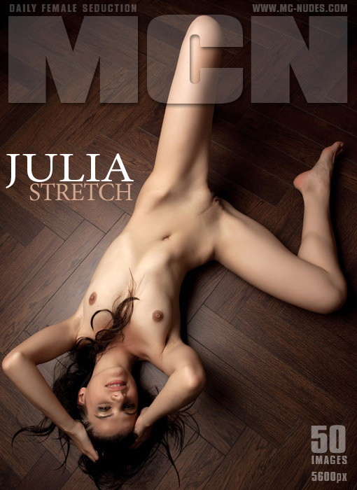 Julia - `Stretch` - for MC-NUDES