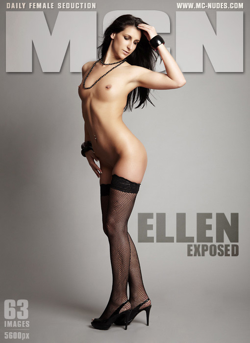 Ellen - `Exposed` - for MC-NUDES
