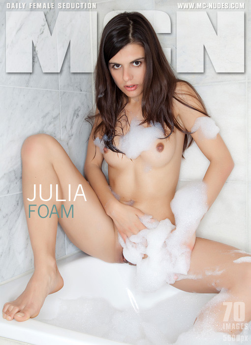 Julia - `Foam` - for MC-NUDES