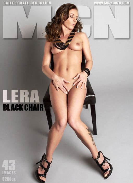 Lera - `Black Chair` - for MC-NUDES