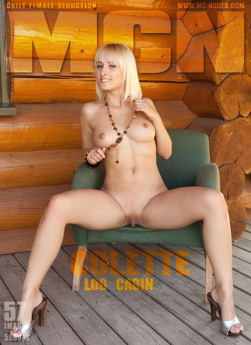 Colette - `Log Cabin` - for MC-NUDES