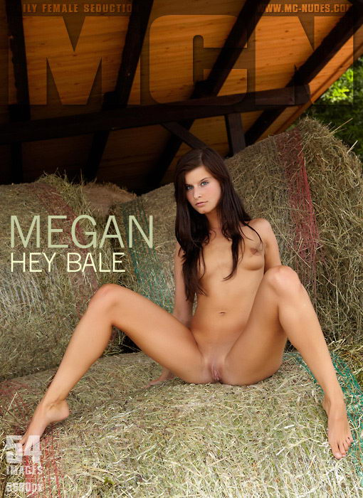 Megan - `Hey Bale` - for MC-NUDES