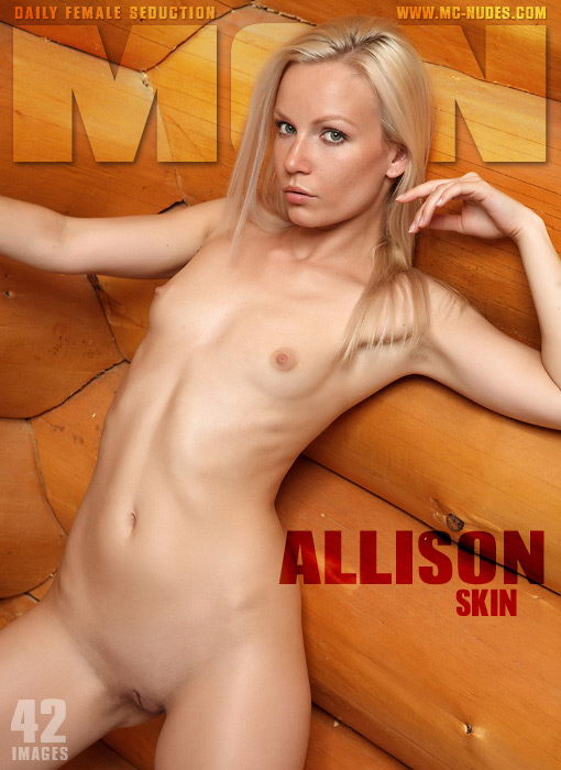 Allison - `Skin` - for MC-NUDES