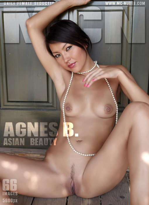 Agnes B - `Asian Beauty` - for MC-NUDES