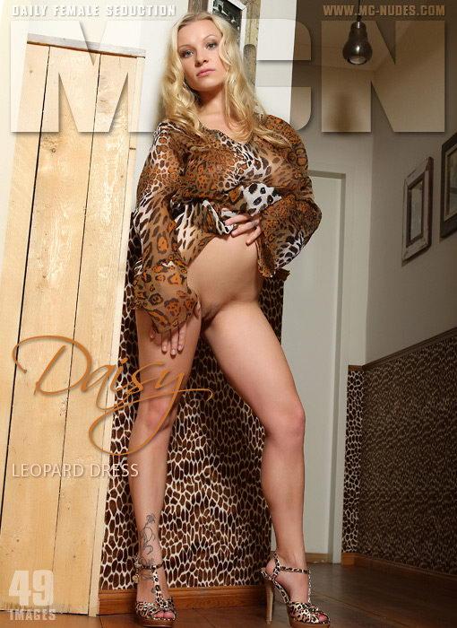 Daisy - `Leopard Dress` - for MC-NUDES