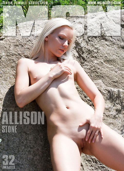 Allison - `Stone` - for MC-NUDES