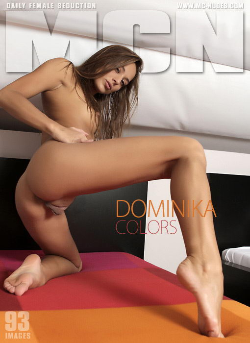 Dominika - `Colors` - for MC-NUDES