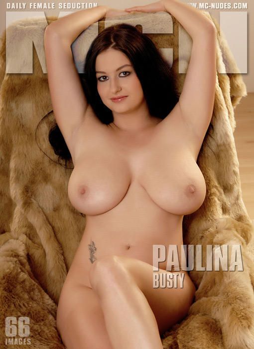 Paulina - `Busty` - for MC-NUDES