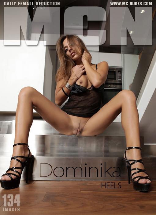 Dominika - `Heels` - for MC-NUDES